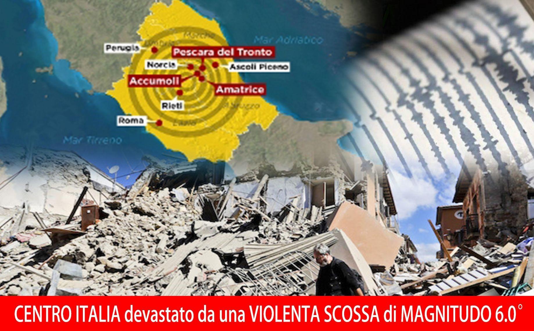 Codacons in aiuto delle aziende colpite dal terremoto