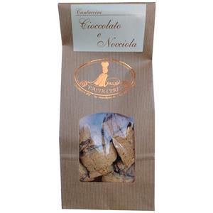 Cantuccini cioccolato e nocciola