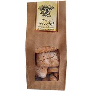 Biscotti Neccini alle mandorle