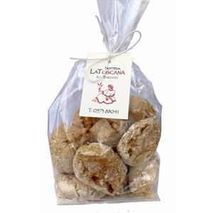 Cavallucci di San Baronto - Biscotti di pasta di mandorle