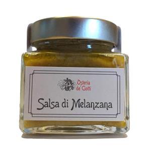 Salsa di Melanzane