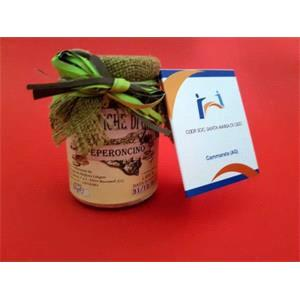 Peperoncino in barattolo