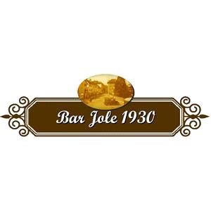 BAR JOLE 1930 SAS