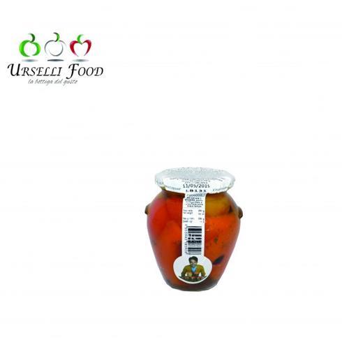 Peperoni Grigliati In Olio Extra Vergine Di Oliva 290g