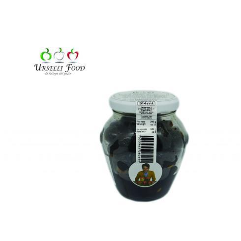 Olive Nere Al Forno 290g