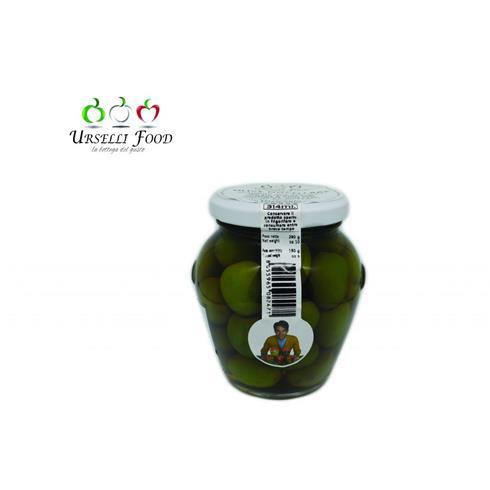 Olive La Nocellara del Belice 290g