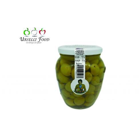 Olive Farcite al Peperone 550g