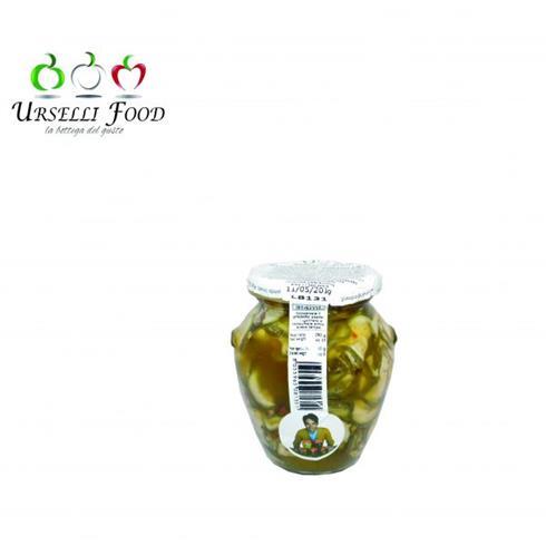 Zucchine Grigliate In Olio Extra Vergine Di Oliva 290g
