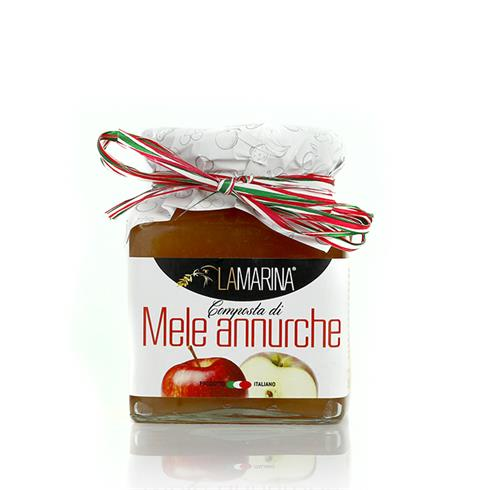 Composta di Mele Annurche 350 gr