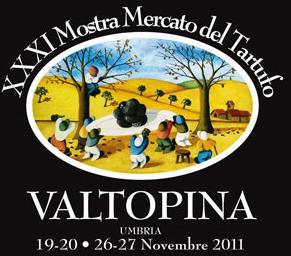 Valtopina Mostra Mercato del Tartufo e dei prodotti tipici 2011