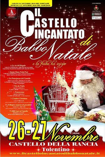 IL CASTELLO INCANTATO di Babbo Natale 2011