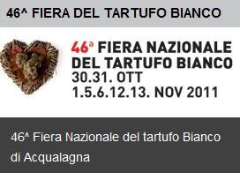 Fiera del tartufo bianco Acqualagna 2011