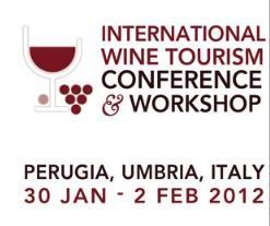 International wine tourism 2012