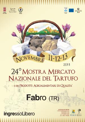 Mostra mercato nazionale del tartufo di Fabro 2011