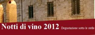 Notti di vino 2012