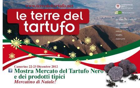 Terre del tartufo 2012