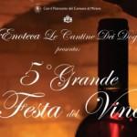5° grande festa del vino