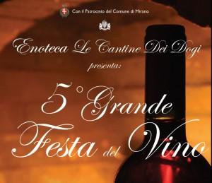 La 5° Grande Festa del Vino 2012