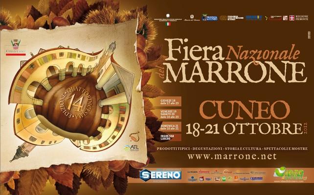 Fiera Nazionale Marrone Cuneo 2012