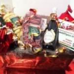 cesti natalizi con prodotti tipici