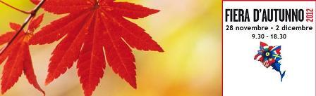 Fiera d'autunno 2012