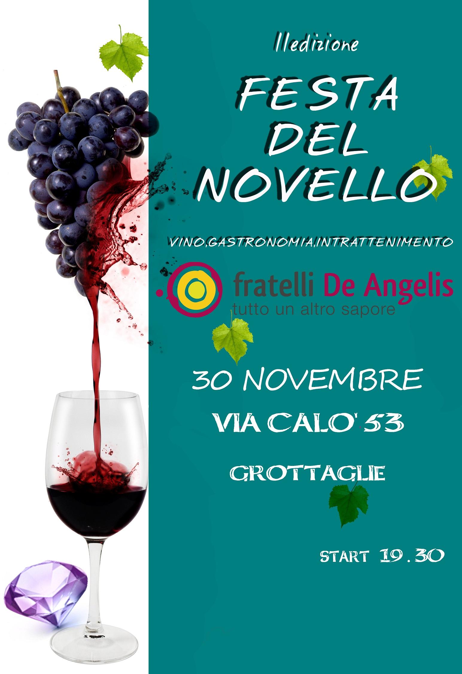 Festa del Novello 2012
