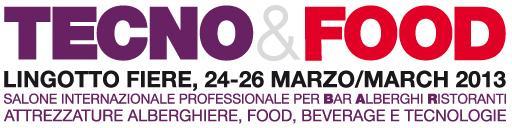 Tecno & Food 2013