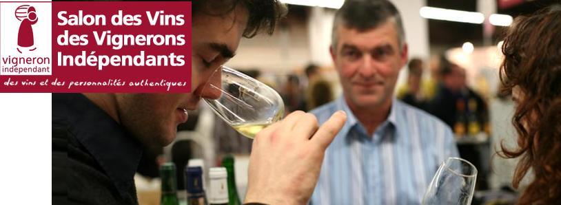 Salon des vins des vignerons ind pendants nice 2013 - Invitation salon des vignerons independants ...