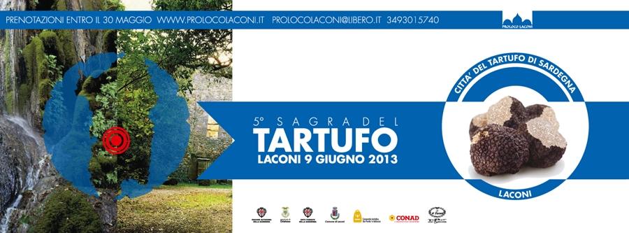 Sagra del tartufo 2013 Laconi