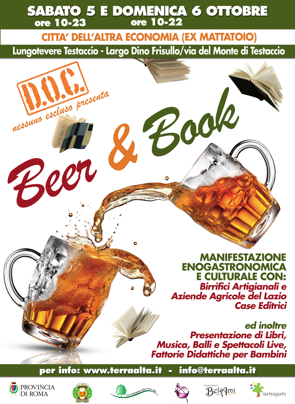 Beer and Book 2013
