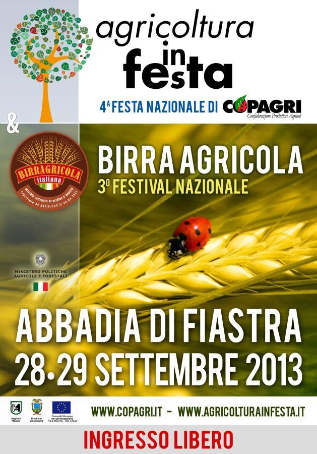 Festival della Birra agricola 2013