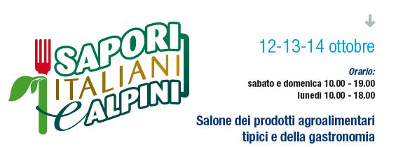 Sapori Italiani 2013