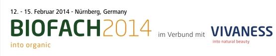 BIOFACH Norimberga 2014