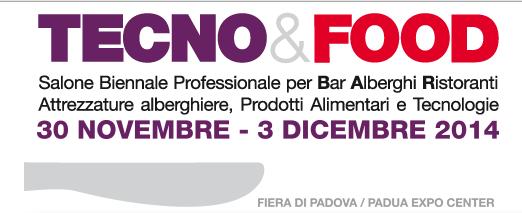 Tecno & Food 2014