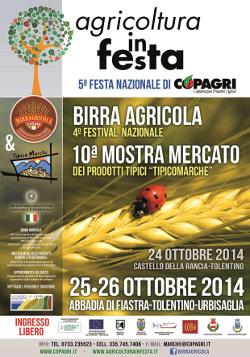 Festival della Birra agricola 2014