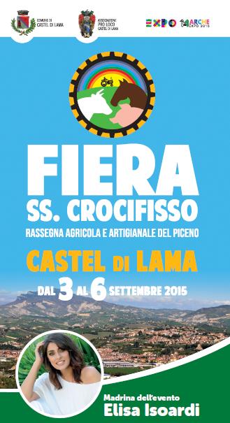 Fiera SS.Crocifisso Rassegna Agricola Picena 2015
