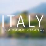 Italy the Extrarodinary Commonplace