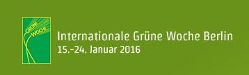 Internationale Grüne Woche Berlin 2016