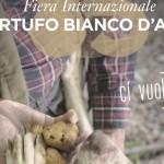 fiera internazionale tartufo alba 2016