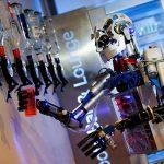 barman robot