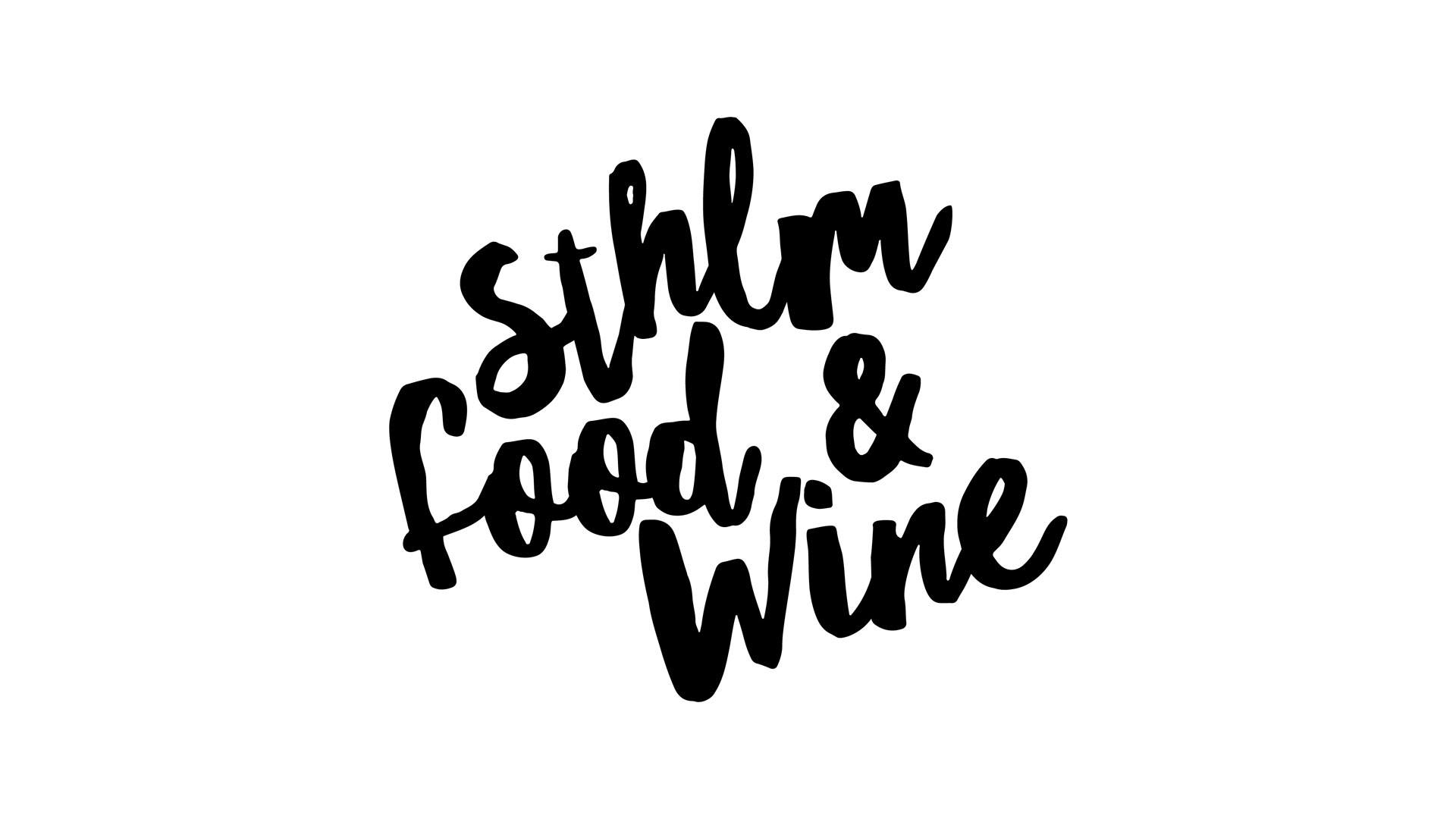 Sthlm food & wine 2018