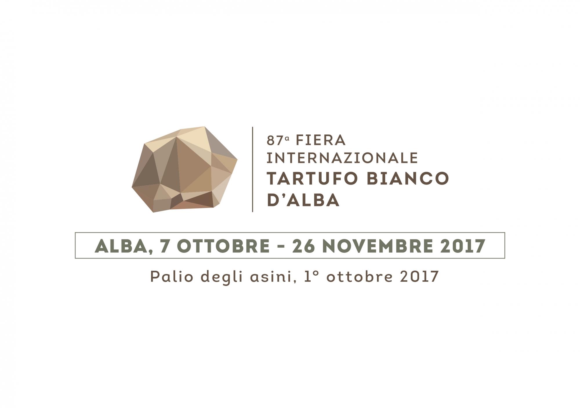 Fiera Internazionale tartufo bianco d'Alba 2017