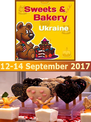 Sweets & Bakery Ukraine 2017