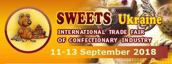 Sweets Ukraine 2018