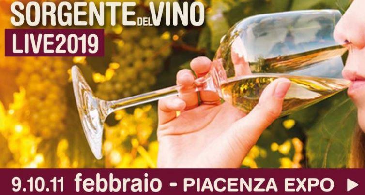 Sorgenti del vino live 2019